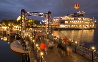 Downtown Disney in Retrospect