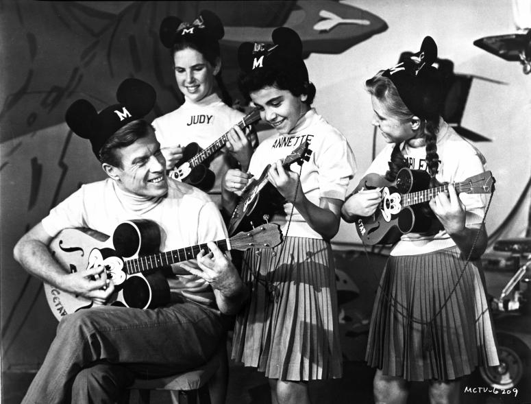 MickeyMouseClub-1951