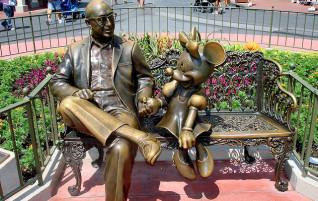 Roy Disney-Unsung Hero of Walt Disney World