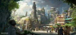 Star Wars Land - Disney's Animal Kingdom