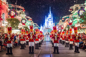 Mickey's Once Upon a Christmas Parade