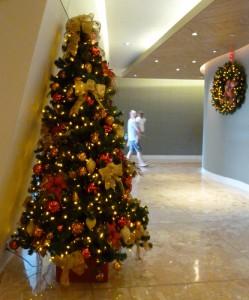 Disney's Contemporary Resort Christmas tree 2015
