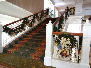 Grand Floridian Garlands 2012