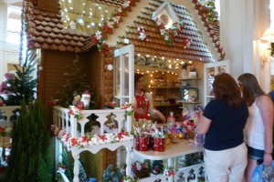 Disney's Grand Floridian Gingerbread House 2015