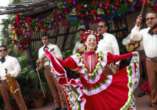 Epcot Holidays-Mexico Pavilion