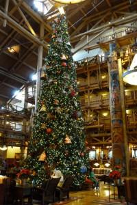 Disney's Wilderness Lodge-Tree-2015