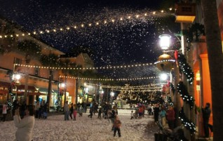 It's Snoaping in Celebration, Florida