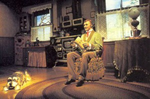 Carousel of Progress, John and Rover