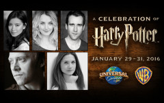 Celebration of Harry Potter event at Universal Orlando Resort 2016