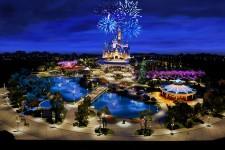 Shanghai Disneyland Park Art