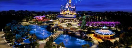 Disney's Largest Castle Opening at Shanghai Disneyland