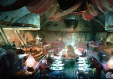 Star Wars Land Dining Concept Art 2016