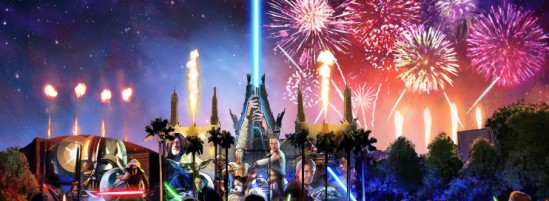 Star Wars at Disney's Hollywood Studios is Bursting Out All Over