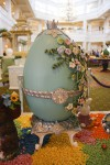 Disney's Grand Floridian Resort, Decorated Easter Eggs