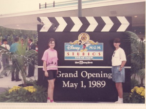 Disney-MGM Studios 1989 Opening Day
