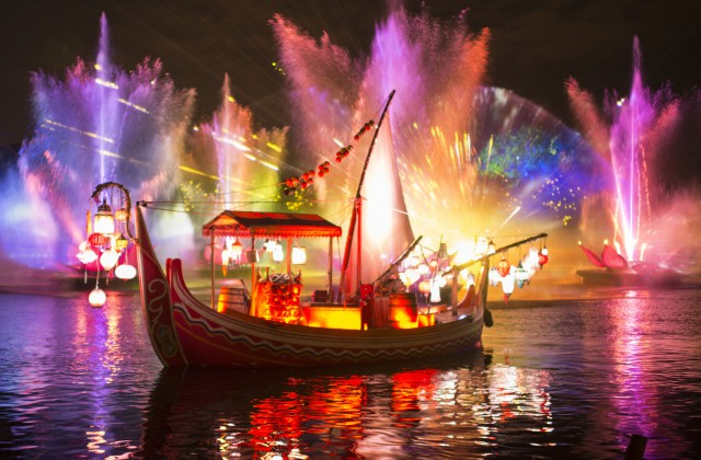 Rivers of Light at Disney's Animal Kingdom 2016