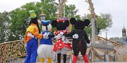 Cast, Dream Along With Mickey final show 2016, Magic Kingdom