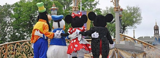 """""""Dream Along with Mickey"""" Final Performance at Magic Kingdom"""