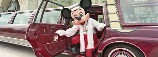 Mickey Mouse and His LiMOUSEine