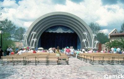 Disney-MGM Studios 1989 Theater of the Stars