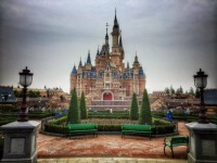 Shanghai Disneyland's Enchanted Storybook