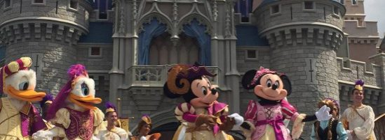 """Magic Kingdom's """"Mickey's Royal Friendship Faire"""" Has Inspiring Messages"""