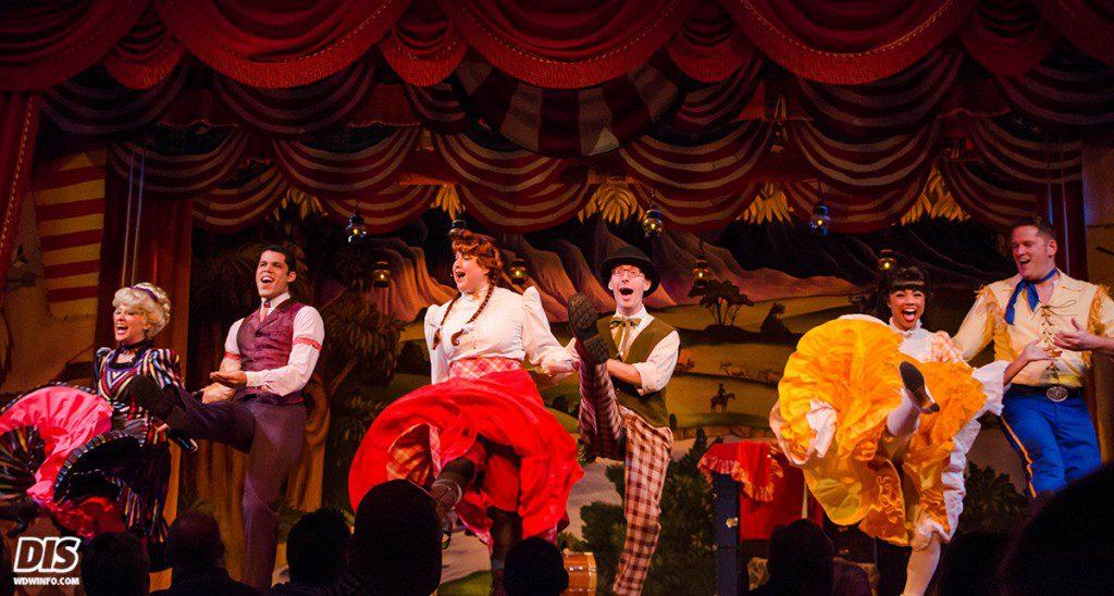 Disney's Ft. Wilderness Hoop-Dee-Doo Revue (by wdwinfo), Walt Disney World