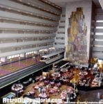 Contemporary Resort, Grand Canyon Concourse, Walt Disney World 19070's