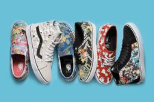 Disney shoes by Vans