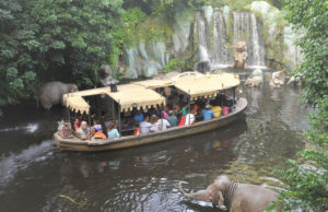 Jungle Cruise boat 2000, Walt Disney World