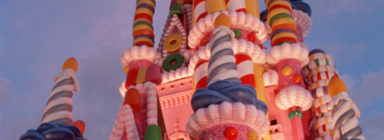 Magic Kingdom's 25th Anniversary-The Year Cinderella's Castle Disappeared