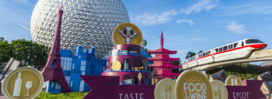 Epcot Int'l Food & Wine Festival – 21 Years Strong