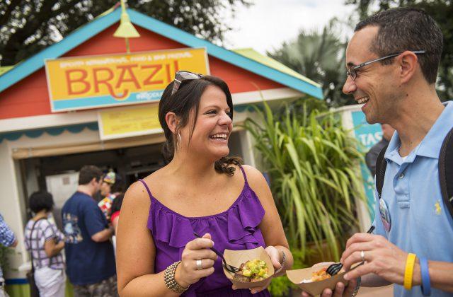 Epcot International Food & Wine Festival 2016