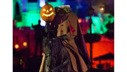 Mickey's Not So Scary Halloween Party, Headless Horseman, Walt Disney World