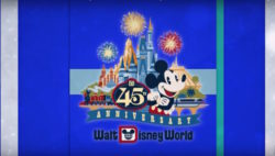 Walt Disney World 45th Anniversary