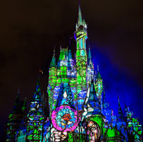 "New Projection Show ""Once Upon a Time"" Debuts at Magic Kingdom"