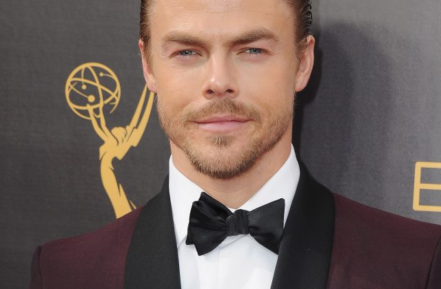 Derek Hough hosts Disney Parks holiday specials
