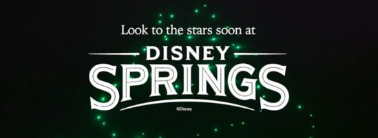 Flying Drones Coming to Disney Springs at Walt Disney World